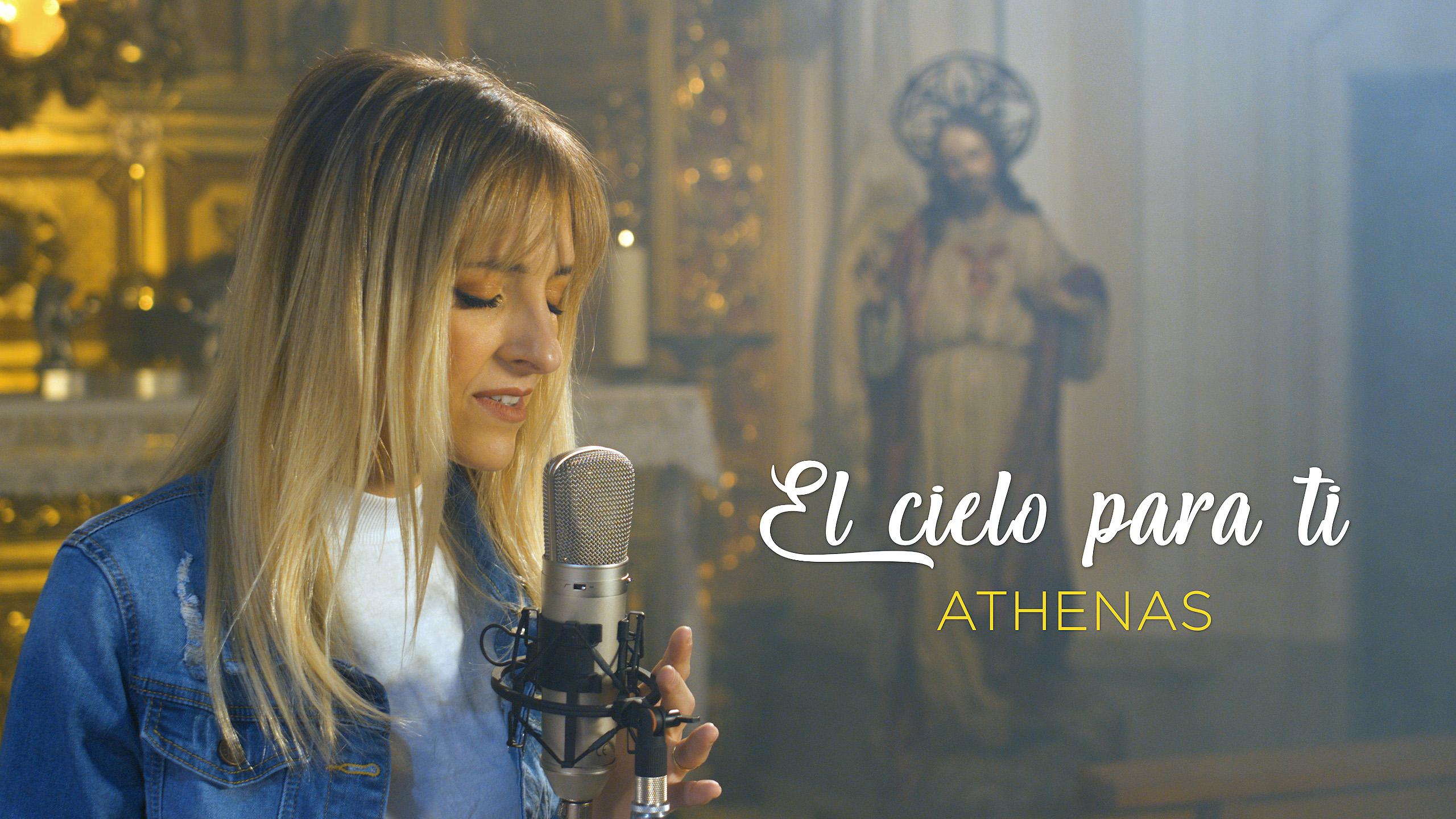 El cielo para ti - Athenas (movie official theme song)